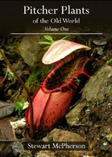 B44 Pitcher plants of the Old World vol 1 Hardback
